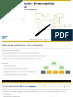 Intercompañías Basico - Ambiente Demo - SAP Business One
