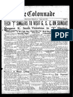 The Colonnade - April 4, 1932