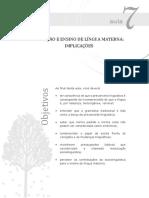 Letras Mod2 V Linguisticaii Sociolinguistica