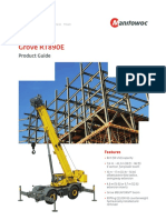 Brochure Grua Grove RT890