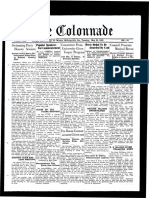 The Colonnade - May 23, 1933