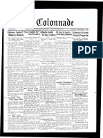 The Colonnade - December 5, 1933