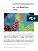 Herrero 2016 Ecologismo Una Cuestión de Límites