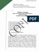 Sentència del Suprem contra la privatització de l'ATLL
