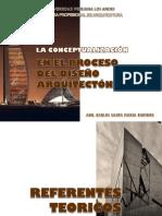 Exposicion - La Concetualización en El Proceso de Diseño 2014