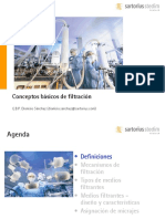Conceptos Basicos de Filtracion Pharm VDS Junio 2016