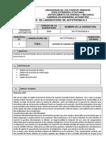 Informe de Tableros de Inyeccion Ruben Duran