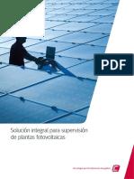 201803 Circutor Solución Integral Para Supervisión de Plantas Fotovoltaicas