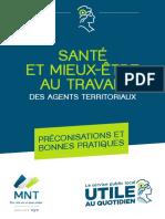 Protection Sociale Complémentaire 2018 Livre Blanc MNT
