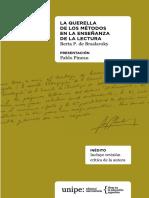 La querella de los métodos - Braslavsky.pdf