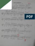 Carlos Vieco - Patasdilo Versión Para Guitarra de Roberto Fernandez