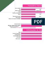 Formulário Para Clientes e Vendedora