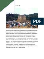 Terremotos de El Salvador de 2001