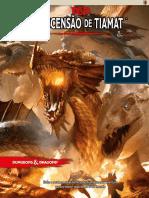 D&D 5e - A Ascensão de Tiamat