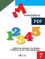 Matematicas Basicas 7