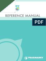 Ref Manual