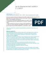 Circuito de Fuente de Alimentación Dual Variable 0-60V Con LM317 y LM337 _ 02