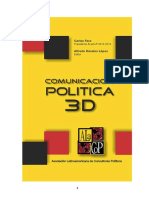 Comunicacion Politica 3D Alacop