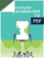 Guía de iniciación al periodismo móvil 2.0