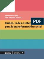 Libro Completo Radios Redes e Internet Para La Transformaci n Social