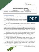 O Crocodilo_ Português Diagnóstica