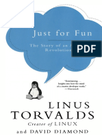Linus Torvalds, David Diamond - Just for Fun the Story of an Accidental Revolutionary