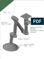 Spot Fumeextractor Arm