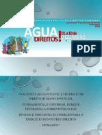 Slide Água - JUFRA