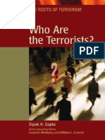 [Dipak K. Gupta] Who Are the Terrorists (the Root(Bokos-Z1)