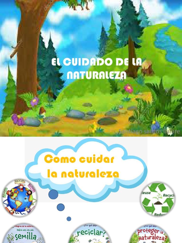 El Cuidado De La Naturaleza