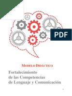 Modelo Didactico 2016