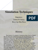 Simulation Techniquesfinal
