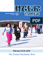 2018 State Winter Games
