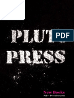 Pluto Press July - December 2010 Catalogue