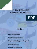 11 Tolleranze Geometriche ISO AP
