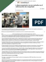 IBM Bate El Récord de Almacenamiento Con Un Cartucho en El Que Caben 330 TB de Información Sin Comprimir - ElEconomista.es