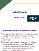20 Active Nets