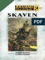 Warhammer Aos Skaven It