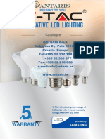 Led Rasvjeta Catalogue_2018