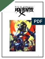 WoD - Demon Hunter X - Português