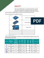 Ce Este Arduino