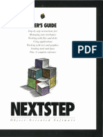 Nextstep User Guide 1994