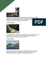 10 Lugares Turisticos de Guatemala Imagen Pequeña y 2 Cuentos
