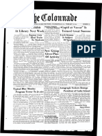 The Colonnade - February 16, 1935