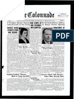 The Colonnade - September 30, 1935