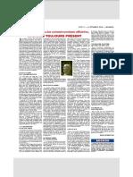 [Rivarol] Méchamment exclu des commémorations officiels, Maurras toujours présent