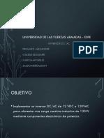Grupo 7 Diapositivas Proyecto Inversor