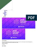 Small Business Series Agenda - Washington DC 2017