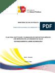 Plan de Eliminación y Sustitución de Mercurio0899459001459893466-1
