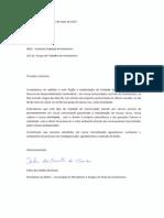 AMAV Carta RDS Maio 2010